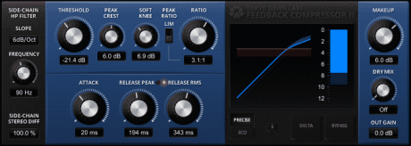 feedback compressor ii