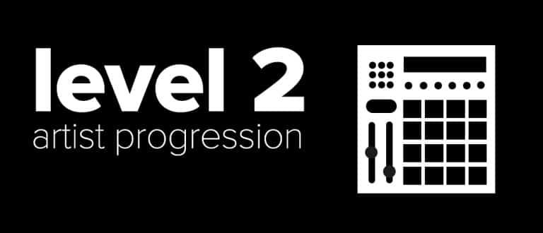 Level 2 - Artist Progression