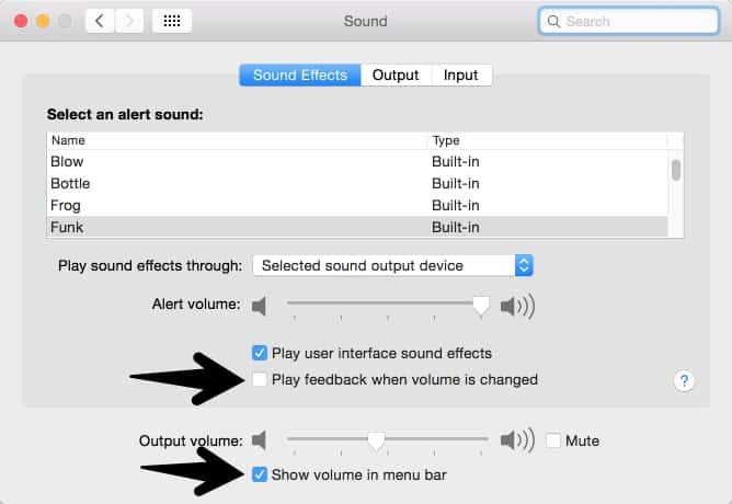 OSX Sound