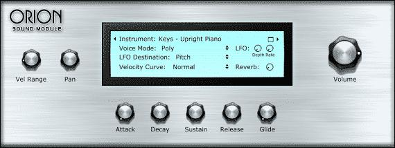 Orion Sound Module   SampleScience 2016-02-03 17-42-03