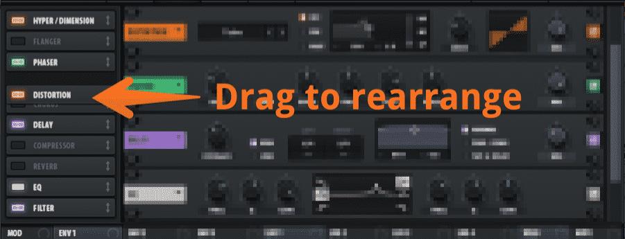 Serum FX rearrange | Beat Lab