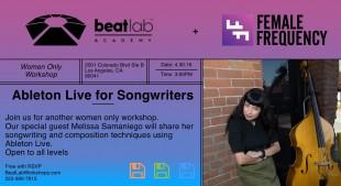 Female Frequency Workshop