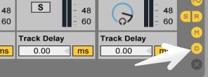 track delays