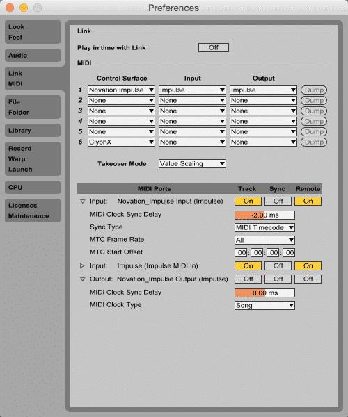 Ableton Preferences - Link MIDI (Tutorial Video) : Beat Lab