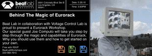 Eurorack Workshop