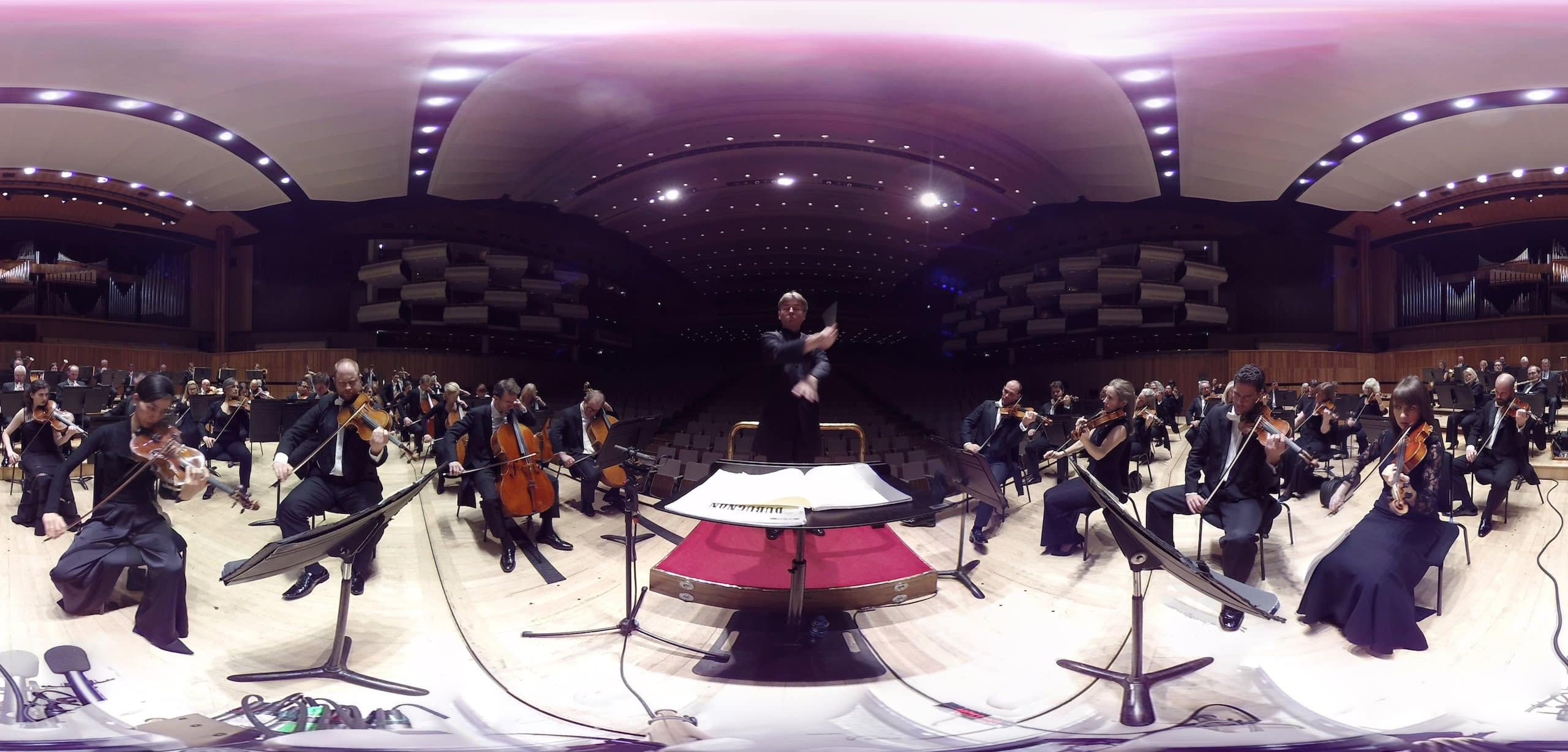 Sound Samples By The Philharmonia Orchestra (Free