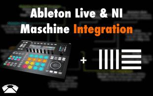 Banner for Maschine Ableton2