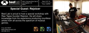Rejoicer Workshop