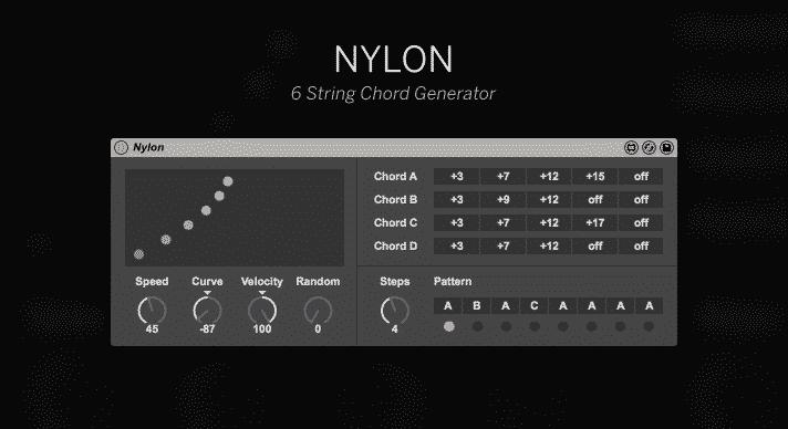 nylon 6 string