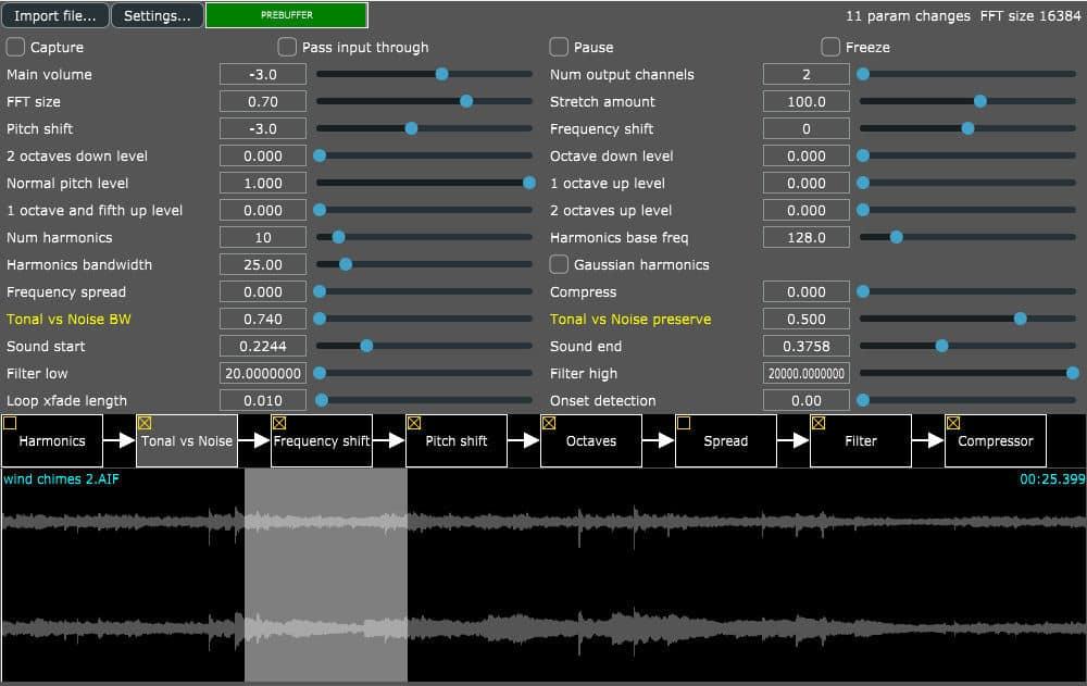 Free Time-Stretching Plugin - PaulXStretch!   Beat Lab
