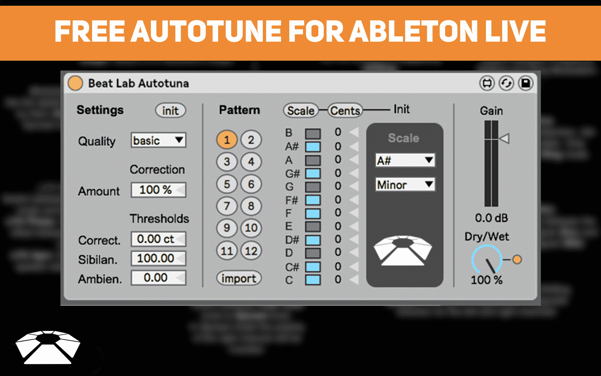 ableton live presets gone