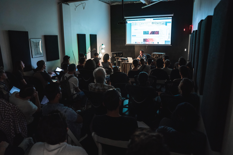 Ableton User Group Meeting Recap - MaxforLive Visualizers | Beat Lab