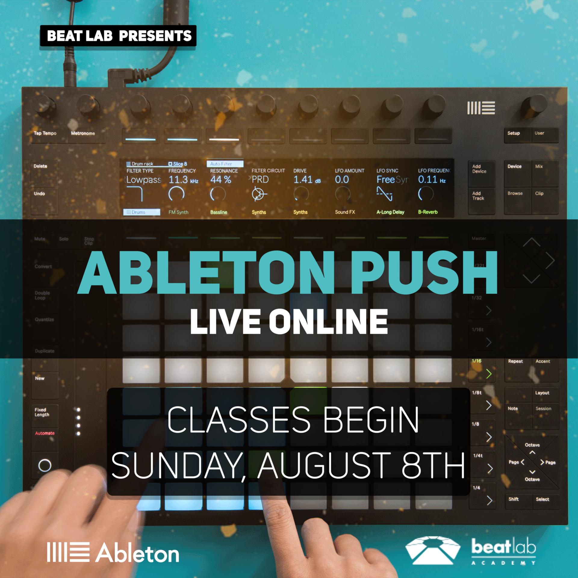 Ableton Push
